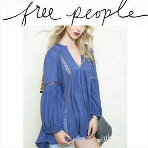 Free People Just Two Of Us Tunic